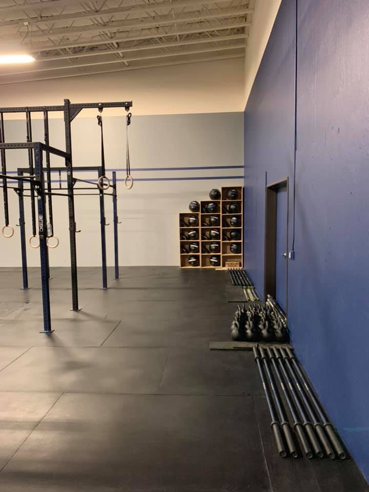 Upstate Nevada Crossfit Gym Reno Nevada