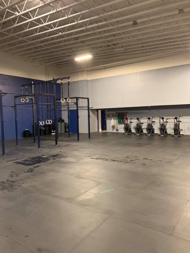 Crossfit Gym Reno Nevada Upstate Nevada