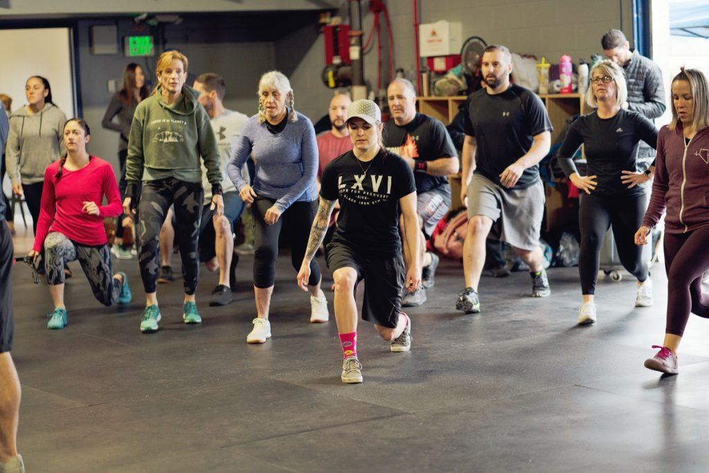 Upstate Nevada CrossFit Gym Reno